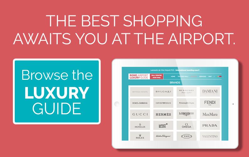 Tax Free Mall - Aeroporti di Roma