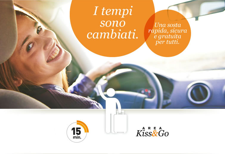 Immagine area Kiss&Go