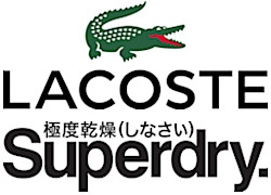 Lacoste Superdry